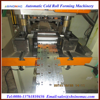 China Automatic Ceiling T Bar Grid Making Machine