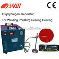 Portable High Efficiency Energy-Saving Hydrogen Oxygen Generator / Oxyhydrogen Generator / Brown Gas Machine OH100--OH400