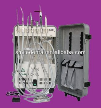 2016 CE FDA approved Dynamic DU852 Best Portable Dental Unit SDT-DP51 on sale