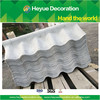 5mm Construction material fiber cement roof sheets