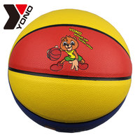 cheap PU funny customize your own new designe basketball balls