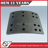 High quality hot-sale auto Brake lining for Volvo/OEM brake lining