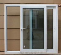 PVC sliding window and door, LG accessories, with the screen