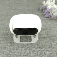 Home office use smart digital network P2P wifi mini camera IP with night vision multi functional used to word with power bank as
