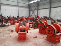 First rate professional widely used and good quality jaw crusher in China huahong company