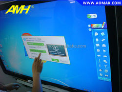 65 inch advertising display monitor, video advertising equipment, LCD advertising player
