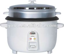 Electric Rice Cooker With Non-stick Inner Pot