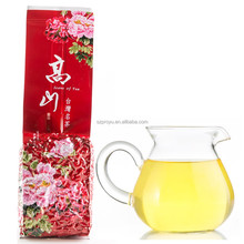 Heat Seal Empty Aluminum Foil Tea Packaging Pouch Bag With Beautiful Printing