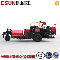 ESUN CLYG-ZS500 500L Self-propelled high quality generator asphalt driveway crack filler