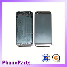 mobile phone parts for iphone 5g back cover glass