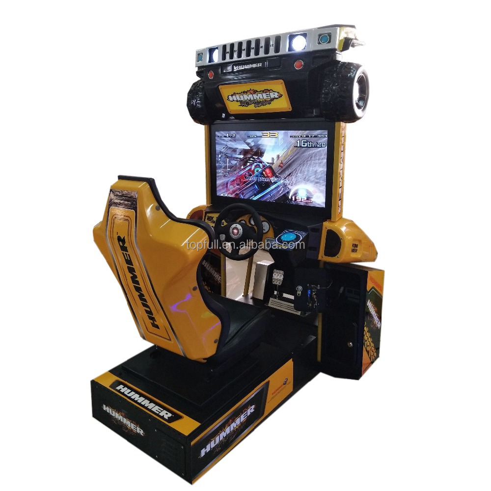 Manufacturing machines play game racing car game Hummer online play game machine simulator
