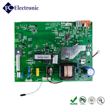 Shenzhen RoHS UL custom 94vo printed circuit board coffee machine circuit board pcba assembly manufacture