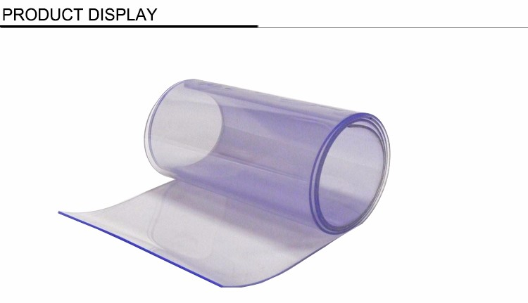 Clear rigid pvc sheet for vacuum forming in plastic film