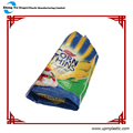 OPP custom size high clarity wicketed bread bag