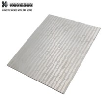 304 316 etching pattern metal stainless steel decorative sheet