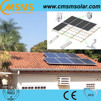 roof mounting solar panels diy