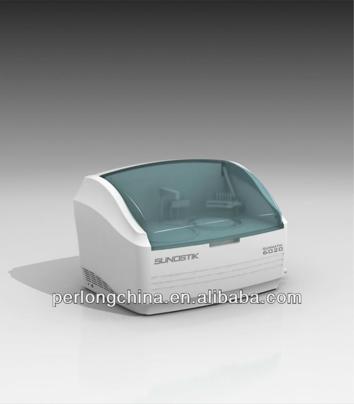 Automatic Clinical Chemistry Analyzer BA-6020 Medical Laboratory Equipment