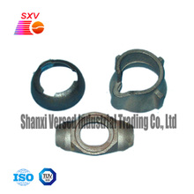 high quality cuplock scaffolding accessories forged top cup, bottom cup and ledger blade