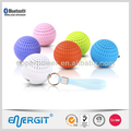Silicon ball shape Stereo Bluetooth Mini Speaker