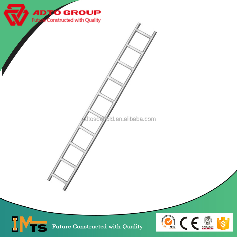 2017 Hot sale of steel ladder used for ringlock scaffolding system