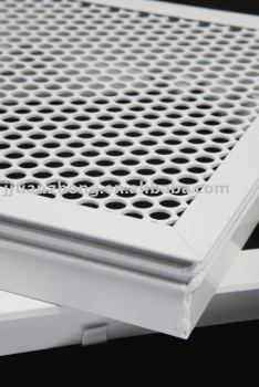 Perforated Face Air Grill/air diffuser