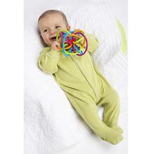Winkel Rattle and Sensory Teether Toy