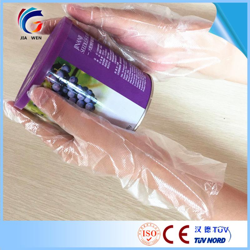 hair dyeing disposable long glove