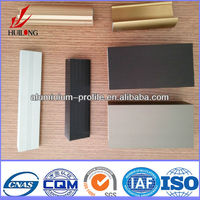 China Zhengzhou hot sale foam filled aluminum profile