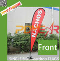 Hot Sales High Quality Flying Style Outdoor Advertising Teardrop Flag