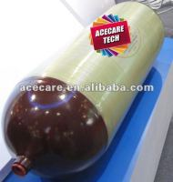 Steel cylinder hoop-wrapped with glass fiber used for vehicles--Acecare Tech
