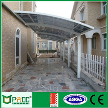 China manufacturer top quality luxury Aluminum Carport Canopy