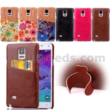 Phone Holder Case for Samsung Galaxy Note 4 N910, for Samsung Galaxy Note 4 N910 Stand Case, Back Phone Case