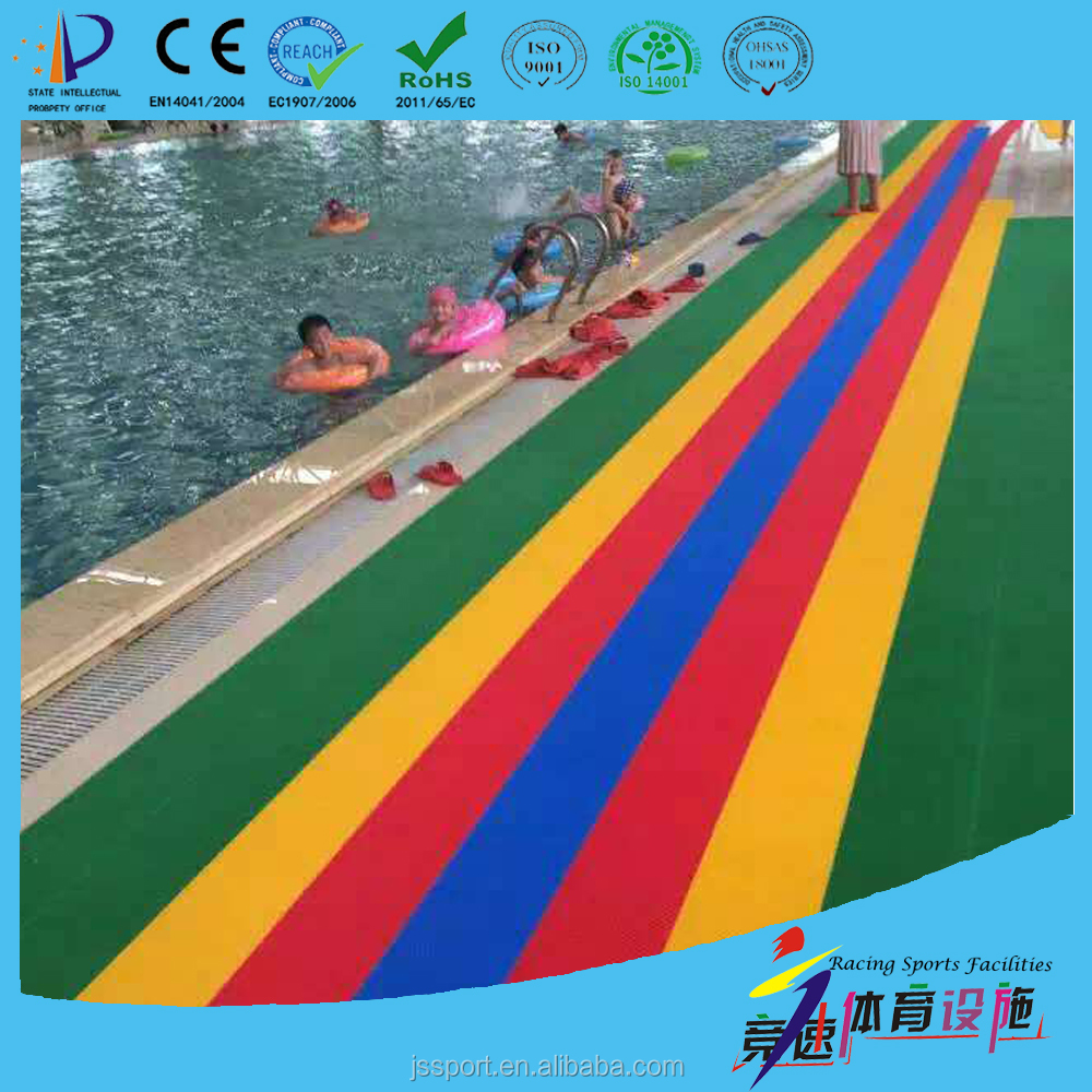 China Factory Price Colorful nursery school PVC commercial flooring for indoor with CE / ISO9001/ISO14001