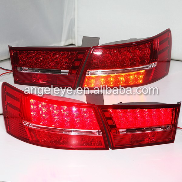 LED Tail light For Hyundai Sonata NF 2006-2010 Year WH