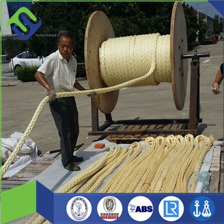 12 Strand uhmwpe rope manufacturer for salvage ropes