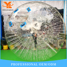 China High Quality Inflatable Zorb Ball Inflatable Human Sized Hamster Ball