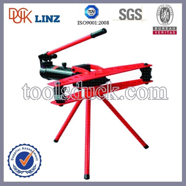 "1/2""~4"" factory outlet hydraulic pipe bender tube bending machine metal bending tools"