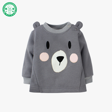 Boutique cotton baby clothes winter new deisgn long sleeve children clothing
