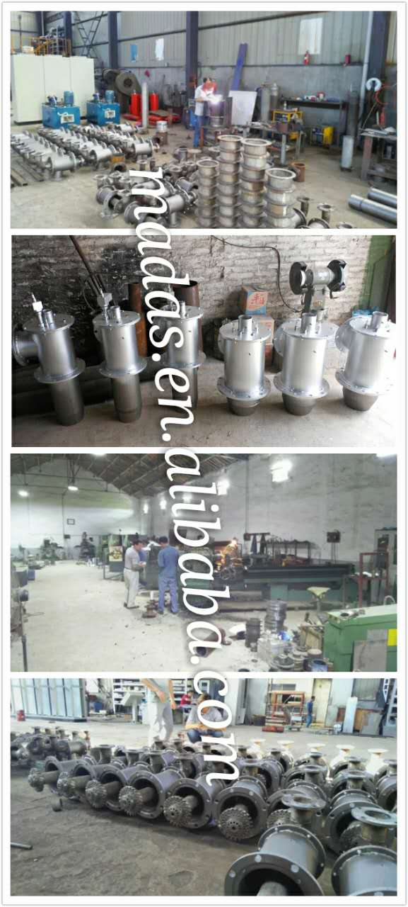 Factory Supply Customized Industrial Air-Cooled Natural Gas Burner