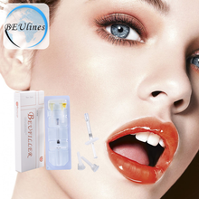 High quality hyaluronic acid korea dermal face filler 1ml lip filler injections
