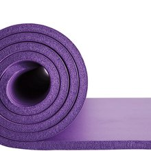 yoga mat material rolls anti slip yoga mat with carry strap