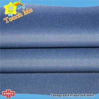 Polyster pongee super waterproof with laminated polyester fabric