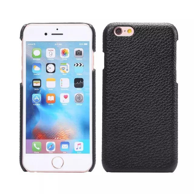 wp1030 Best Quality Genuine Leather Phone Case for Iphone 7 7 plus
