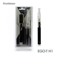 what is the best electronic cigarette EGO-T H1 LED switch button electronic shisha e hookah
