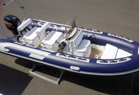 2.3-3.2m ocean pvc inflatable boat inflatable rubber motor boat,german inflatable boat pvc