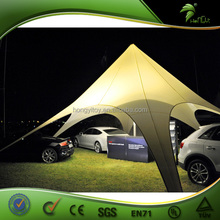 Wonderful Design Beautiful Outdoor Event Star Tent Spider Advertising Cheap Star Shade Star Tent