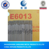 with ISO9001:2008 CE soncap certificate rutile type easy arc carbon steel welding electrode e6013