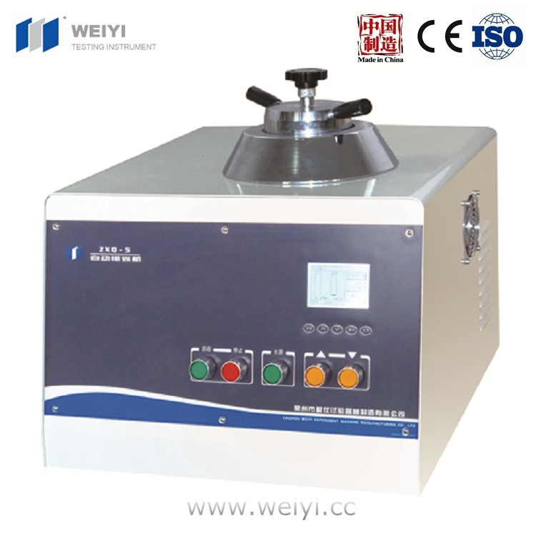 Q-80Z Metallographic Sample Cutting Machine
