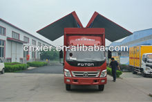 hino trucks trailer fiberglass plywood panel