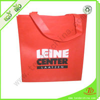 Non Woven Fabric Shopping Bag With Printing